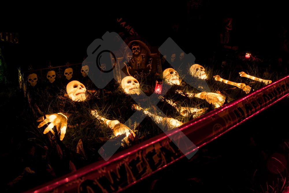 Halloweenhaus 7