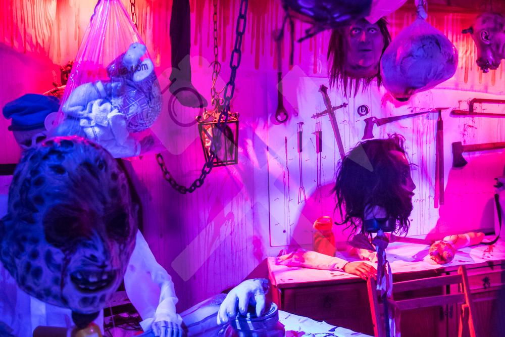 Halloweenhaus 6