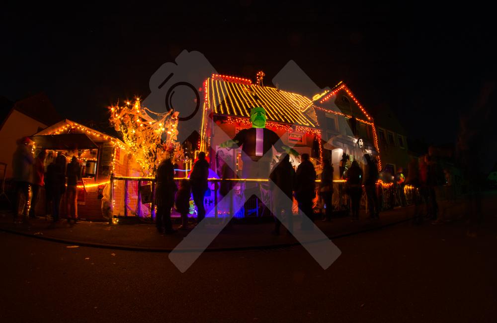 Halloweenhaus 5
