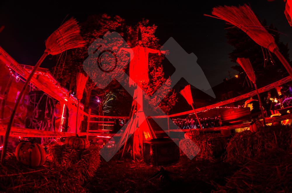 Halloweenhaus 2