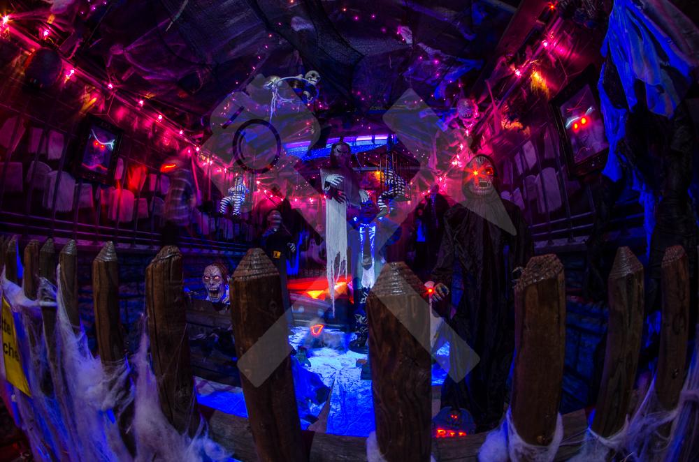 Halloweenhaus 1