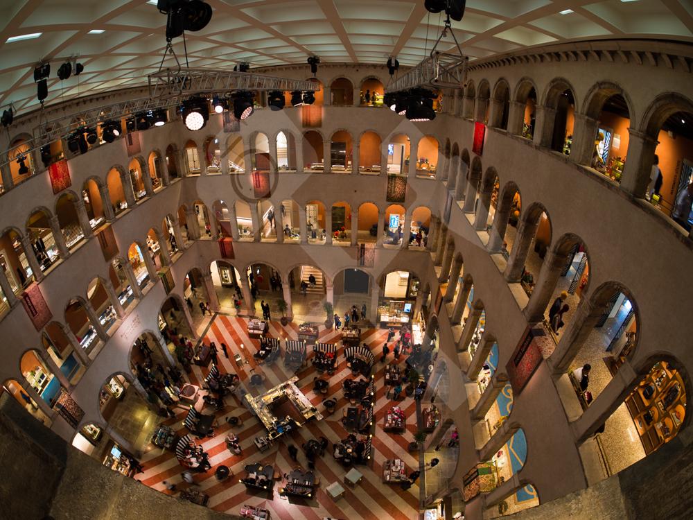 Das neue Kaufhaus T Fondaco dei Tedeschi