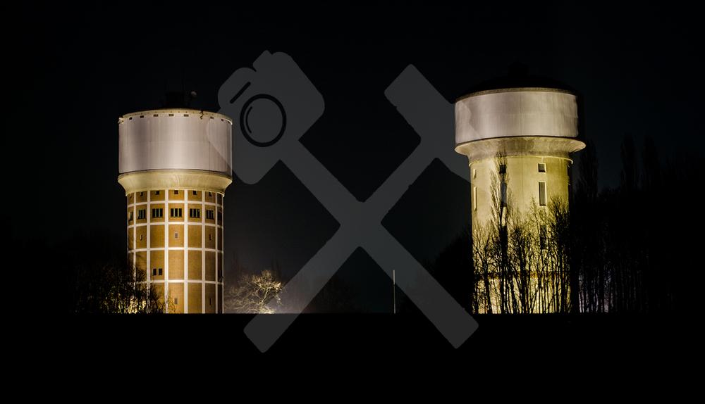 Wassertürme Hamm