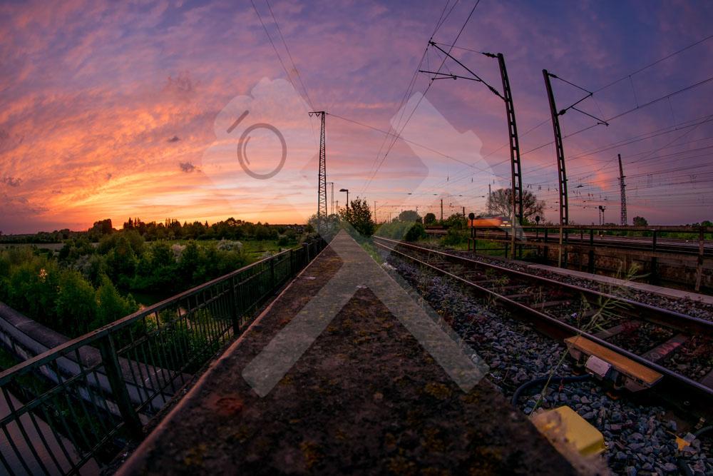Bahnbrücke Hamm