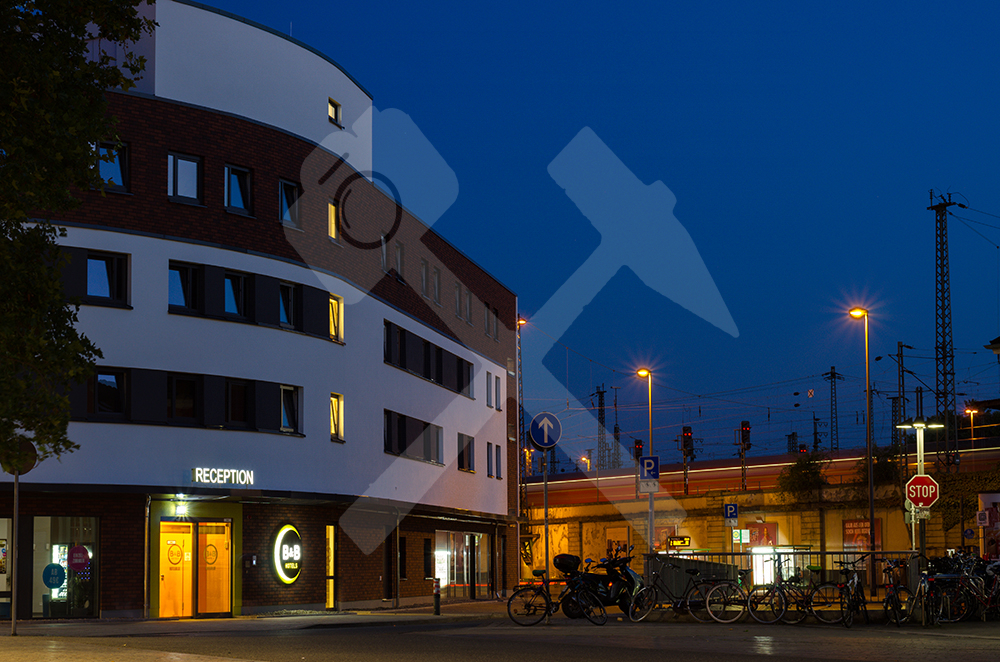 B&B Hotel Hamm
