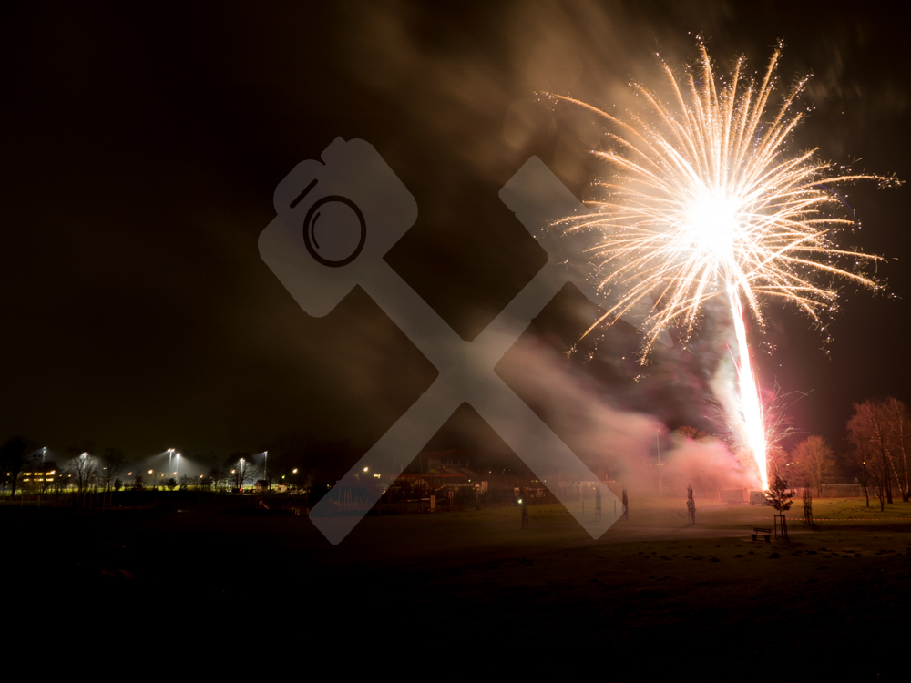 Feuerwerk Winterwelt Hamm 3
