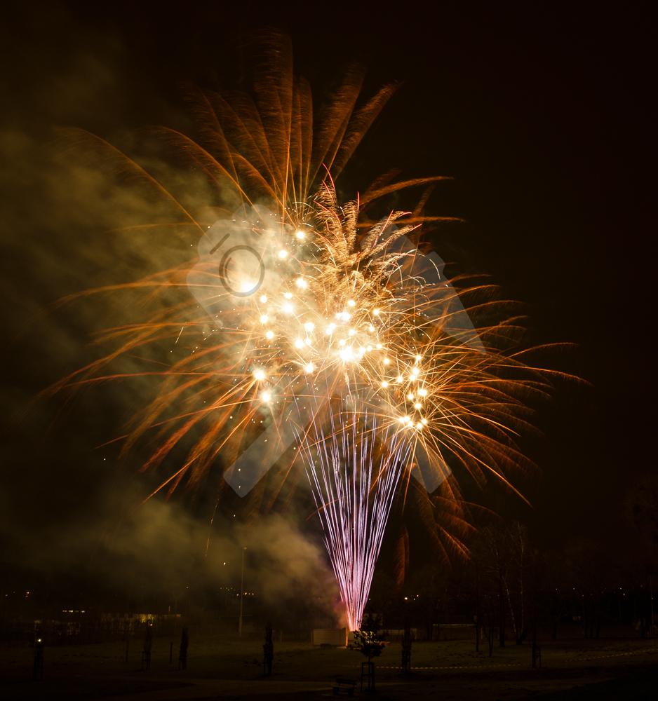 Feuerwerk Winterwelt Hamm 1