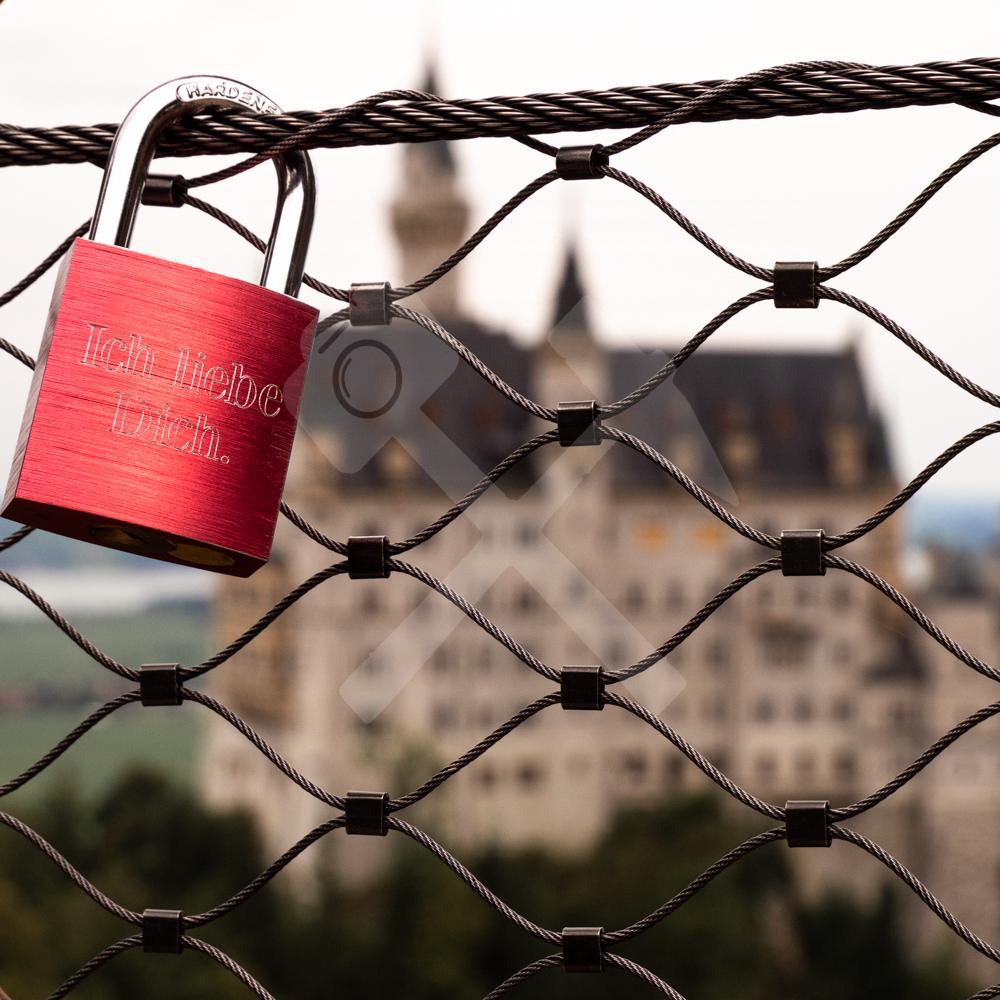Schloss am Schloss Neuschwanstein
